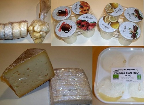 fromages isaramap